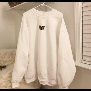 Monarch Butterfly Sweatshirt